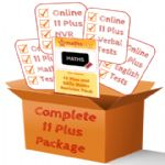 The Complete 11 Plus Package (Maths  English, Verbal Reasoning & Non Verbal Reasoning)