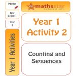 Year 1 Activity 2 – Counting And Sequences