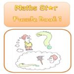 Maths Star Puzzle Book 1