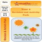KS1 Year 2 Maths Revision and Activity Pack