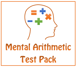 Key Stage 2 SATs Mental Arithmetic Papers